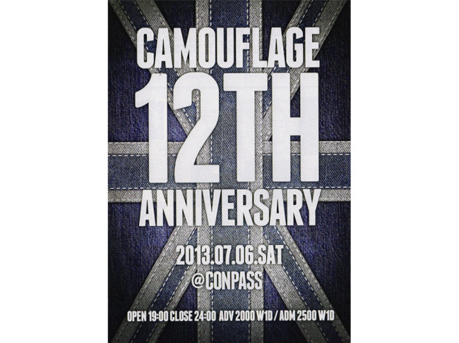 camouflage12th